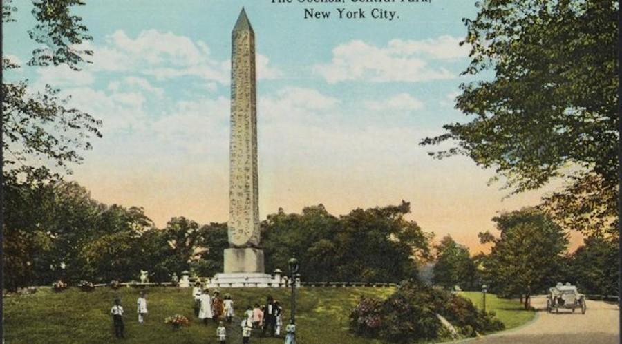 new york obelisk